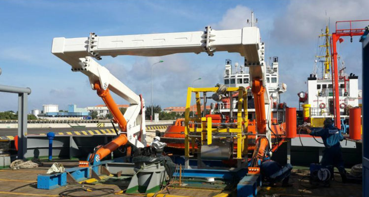 OLES 15 TONS A FRAME